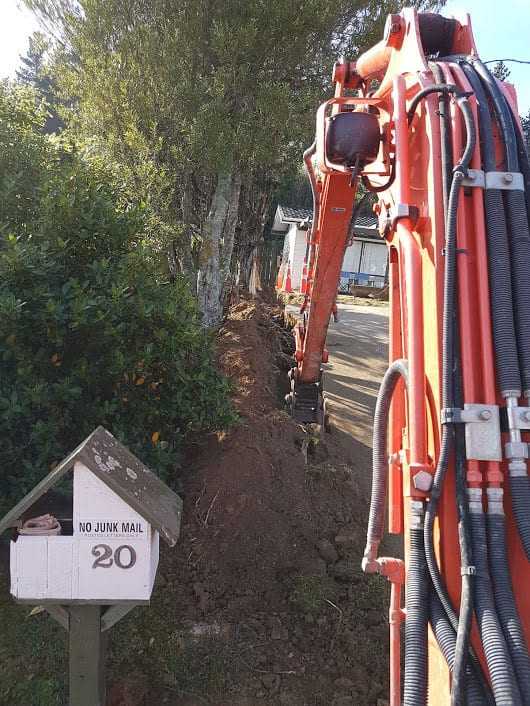 Earthmoving Wellington