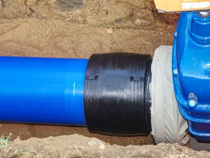 Plumbing, Drainlaying & PE Pipe Welders: We're Well Connected